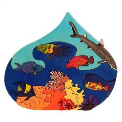 Fauna Red Sea puzzle