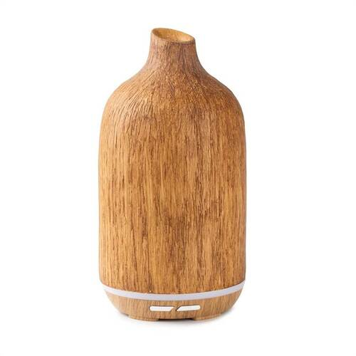 Lively Living Aroma Dune Diffuser | Wood Grain Look