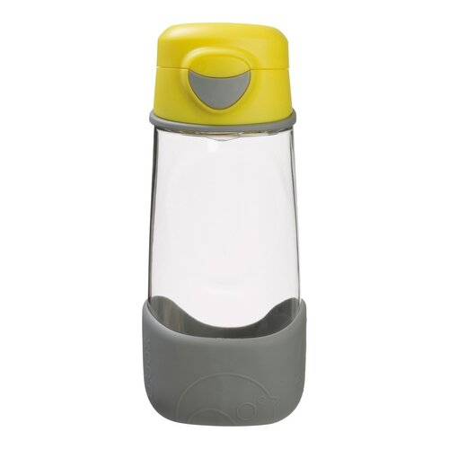 b.box Sport Spout Bottle 450ml | Lemon Sherbet