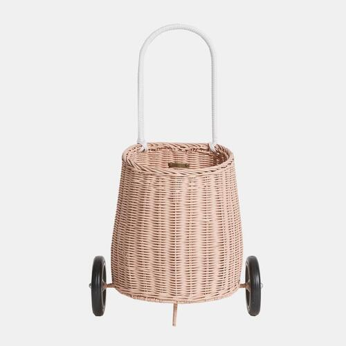 Olli Ella Luggy Basket - Rose
