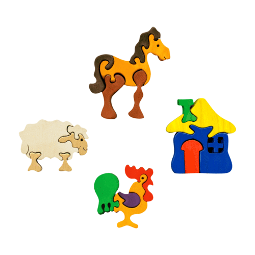 Fauna Farm Animal Mini Set