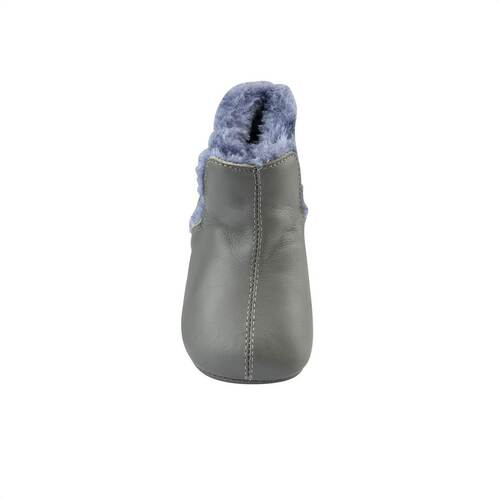 Old Soles Polar Boots Grey/Blue Rinse